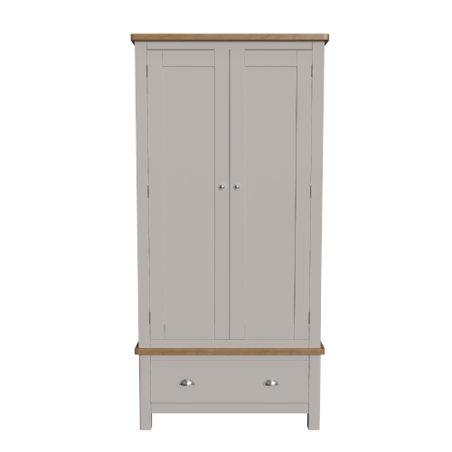 Cranleigh Gents Wardrobe with Drawer